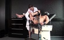 Kinky medical exam