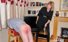 bloody-caning