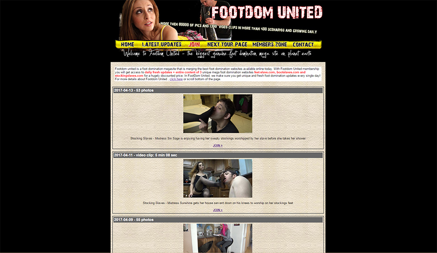 footdom united