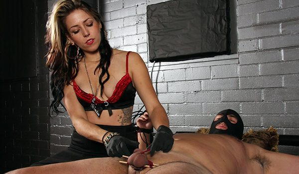 cbt and ballbusting