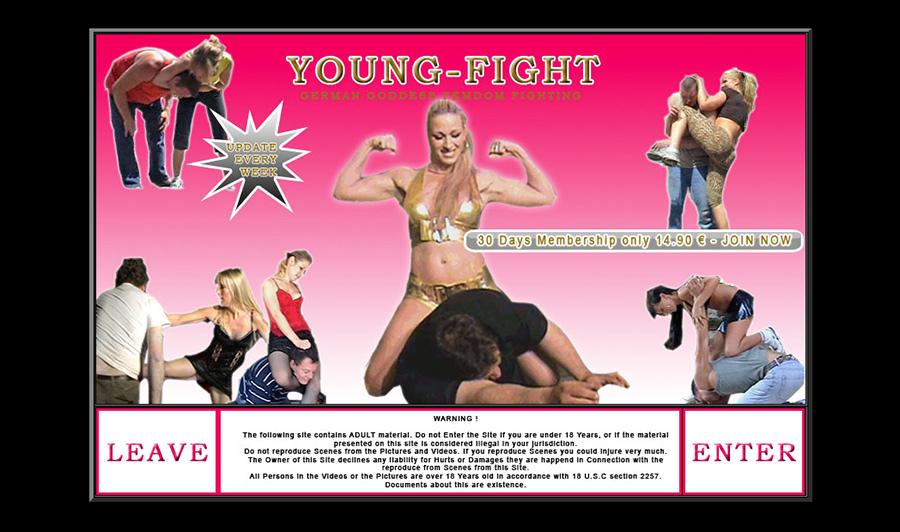 femdom fight