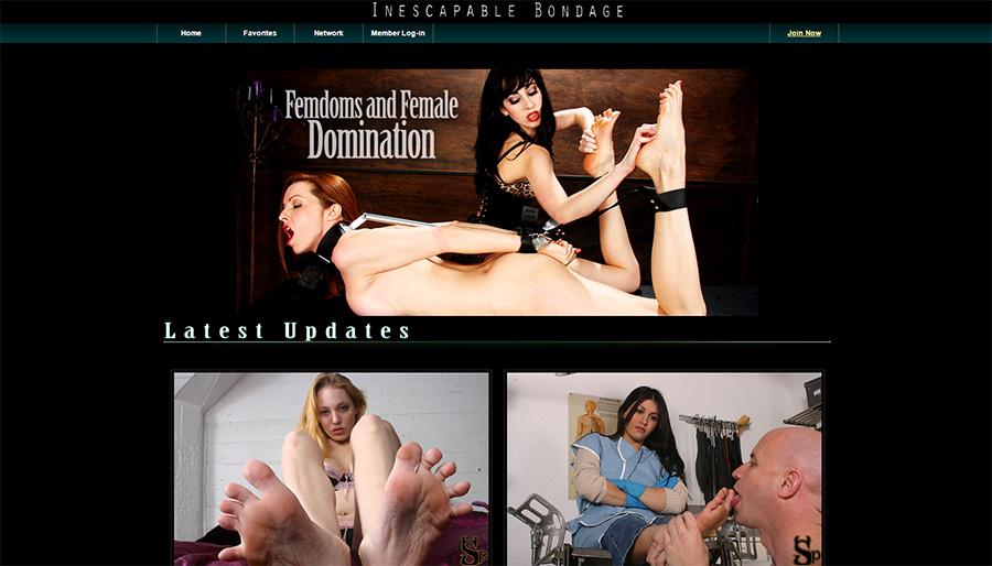 femdom foot fetish