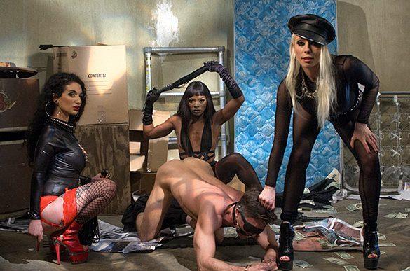 femdom torture
